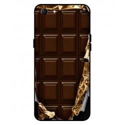 Oppo A1 I Love Chocolate Cover