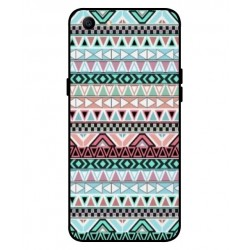 Oppo A1 Mexican Embroidery Cover