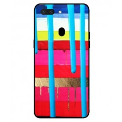 Oppo R15 Brushstrokes Cover