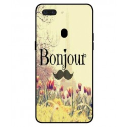 Oppo R15 Hello Paris Cover