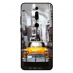 Coque New York Taxi Pour Huawei Mate RS Porsche Design