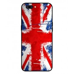 Coque UK Brush Pour Oppo F7
