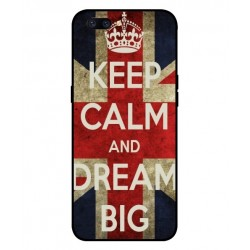 Coque Keep Calm And Dream Big Pour Oppo F7