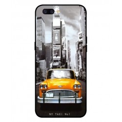 Oppo F7 New York Taxi Cover