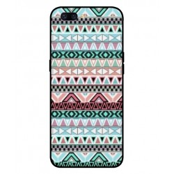 Coque Broderie Mexicaine Pour Oppo F7