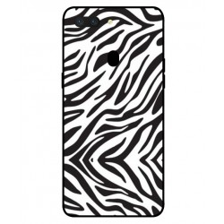 Oppo R15 Dream Mirror Edition Zebra Case
