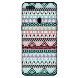 Coque Broderie Mexicaine Pour Oppo R15 Dream Mirror Edition