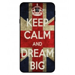 Samsung Galaxy J7 Prime 2 Keep Calm And Dream Big Cover