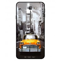 Samsung Galaxy J7 Prime 2 New York Taxi Cover