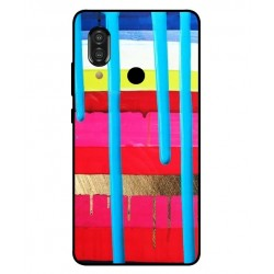 Sharp Aquos S3 Brushstrokes Cover