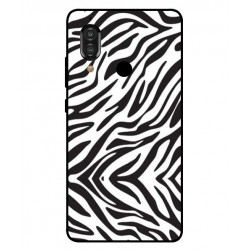Sharp Aquos S3 Zebra Case