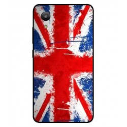 Coque UK Brush Pour Sharp Aquos S3 Mini
