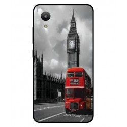 Protection London Style Pour Sharp Aquos S3 Mini