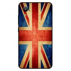 Coque Vintage UK Pour Sharp Aquos S3 Mini