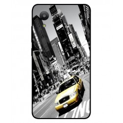 Coque New York Pour Sharp Aquos S3 Mini