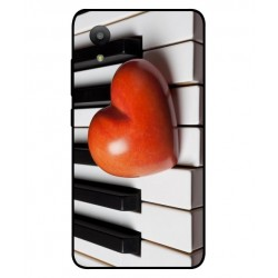 Coque I Love Piano pour Sharp Aquos S3 Mini