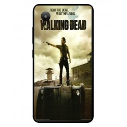 Coque Walking Dead Pour Sharp Aquos S3 Mini