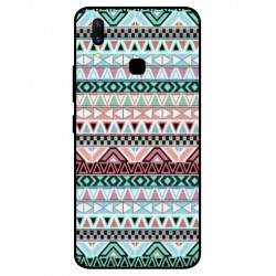 Vivo X21 Mexican Embroidery Cover
