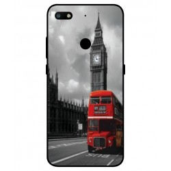 ZTE Nubia V18 London Style Cover