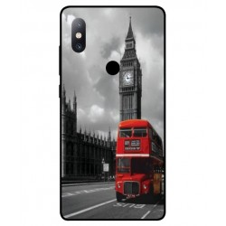 Xiaomi Mi Mix 2s London Style Cover