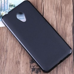 Black Silicone Protective Case Alcatel 1x
