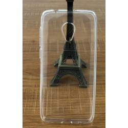 Alcatel 1x Silikon Case - Transparent