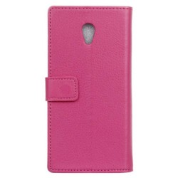 Alcatel 1x Pink Wallet Case
