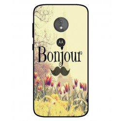 Motorola Moto E5 Hello Paris Cover