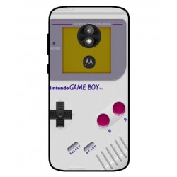 Coque Game Boy Pour Motorola Moto E5 Play