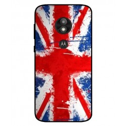 Coque UK Brush Pour Motorola Moto E5 Play