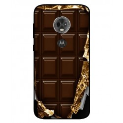 Motorola Moto E5 Plus I Love Chocolate Cover
