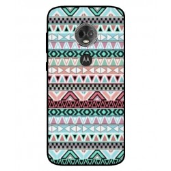 Motorola Moto E5 Plus Mexican Embroidery Cover