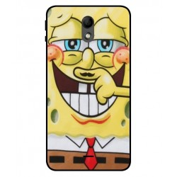 Wiko Kenny Yellow Friend Cover