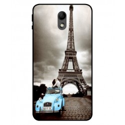 Wiko Kenny Vintage Eiffel Tower Case
