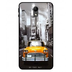 Coque New York Taxi Pour Wiko Kenny