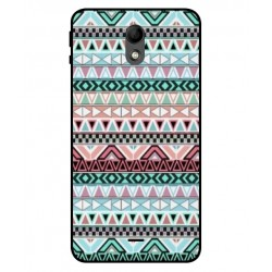Coque Broderie Mexicaine Pour Wiko Kenny