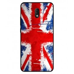 Coque UK Brush Pour Wiko Lenny 5