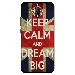 Wiko Lenny 5 Keep Calm And Dream Big Cover