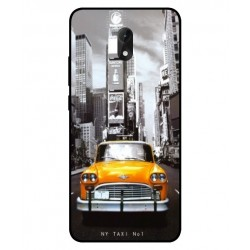 Coque New York Taxi Pour Wiko Lenny 5