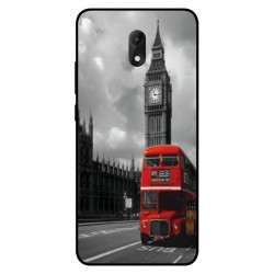 Wiko Lenny 5 London Style Cover