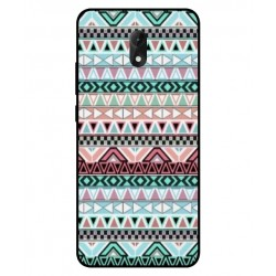 Coque Broderie Mexicaine Pour Wiko Lenny 5