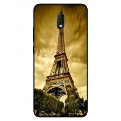 Wiko Lenny 5 Eiffel Tower Case