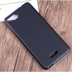 Black Silicone Protective Case Wiko Tommy 3