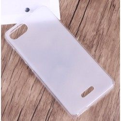 Wiko Tommy 3 Transparent Silicone Case