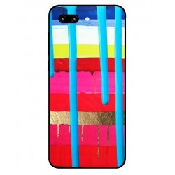 Huawei Honor 10 Brushstrokes Cover