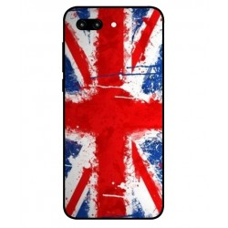 Coque UK Brush Pour Huawei Honor 10