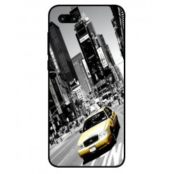 Coque New York Pour Huawei Honor 10