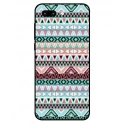 Coque Broderie Mexicaine Pour Huawei Honor 10