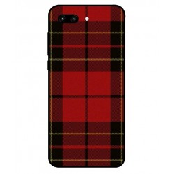 Coque Broderie Suédoise Pour Huawei Honor 10