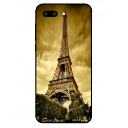 Coque Protection Tour Eiffel Pour Huawei Honor 10